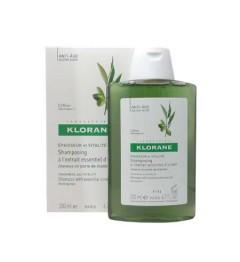 Klorane Shampooing Anti Age Olivier 200Ml pas cher