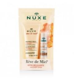 Nuxe Rêve de Miel Duo Stick Lèvres et Crème Mains, Nuxe Rêve de pas cher