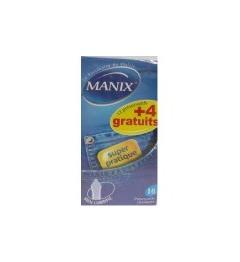 Manix Préservatif Super Boite de 14