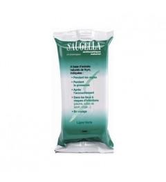 Saugella Antiseptique Lingettes Hygiène Intime Paquet de 15 pas cher