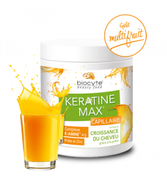 Biocyte Keratine Max Capillaire 240 Grammes pas cher