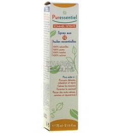 Puressentiel Sommeil Détente Spray aux 12 Huiles Essentielles pas cher
