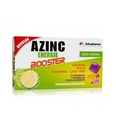 Azinc Energie Booster 20 Comprimés Effervescents pas cher