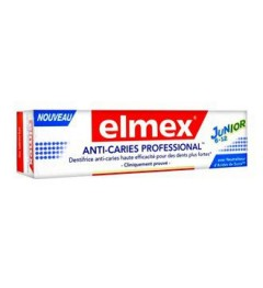 Elmex Dentifrice Anti caries Pro Junior 75Ml