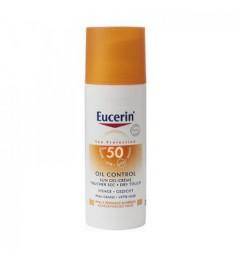 Eucerin Sun Protection Oil Control SPF50 50Ml pas cher