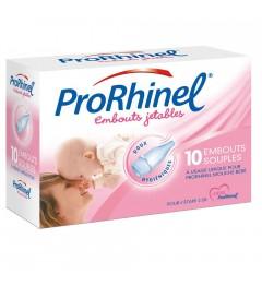 Prorhinel Embouts Souples Jetables 10 unités pas cher