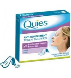Quies Anti-Ronflement Dilatateur Nasal Grande Taille pas cher