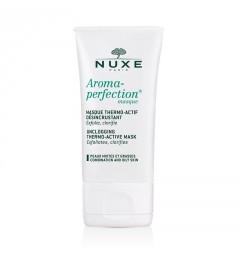 Nuxe Aroma-Perfection Masque Thermo-Actif Désincrustant 40ml pas cher